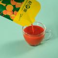 Suco de goji com nêspera