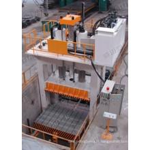 Presse hydraulique à manchons (avec support mobile)