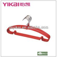 PVC durable metal wonder hangers for sell
