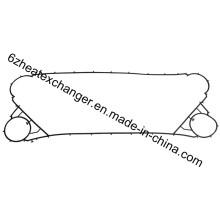 Уплотнительная прокладка для теплообменника