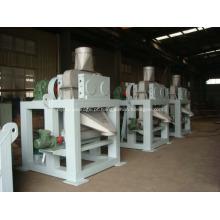 Máquina de granulação granuladora de venda a quente