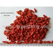 Pesticide Free Goji Berry (Organic)