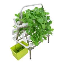Small NFT Garden Hydroponic System with 72 holes