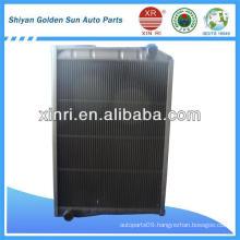 copper radiator for truck Steyr 1001