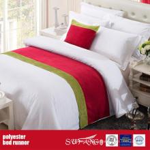 Colchón de cama Poly Fabric Decoration para Motel