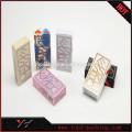 High-End-Logo gedruckt Heißprägepapier Parfüm-Box