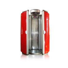 Beauty equipment tanning lamps vertical solarium for sale