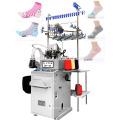3.5 machine à tricoter informatisée simple pour faire la chaussette