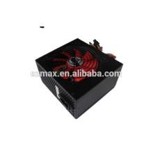 APFC 80plus bronze 600w pc atx alimentation de commutation