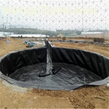 Earthwork Anti-seepage Pond Liner HDPE Geomembrane