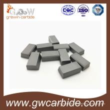 Tungsten Carbide Brazed Inserts K10 P10 M10