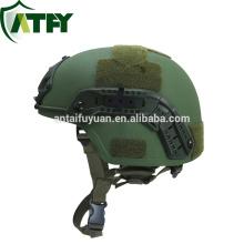 Пуленепробиваемый полицейский шлем Баллистический шлем MICH уровня IIIA