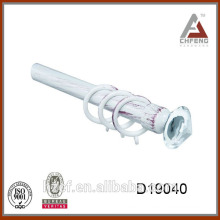 D19040 crystal pole finials