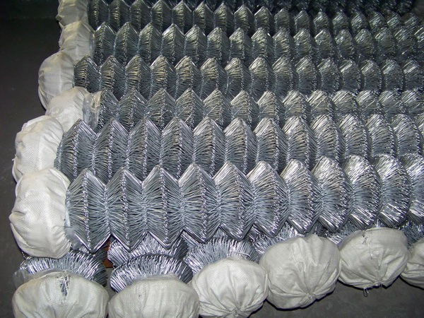 Chain Link Mesh in Roll