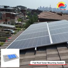 Установка панели солнечных батарей Кронштейны держателя крыши (NM0460)