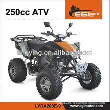 Квад ATV 250cc с ЕЭС, для бездорожья