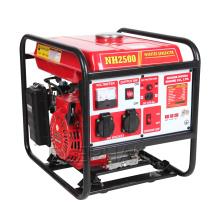 2500W Portable Générateur Inverter à Essence Numérique pour la maison