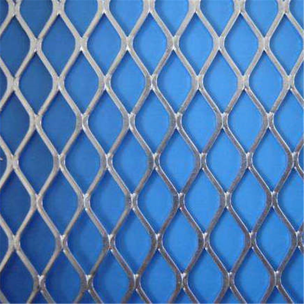 Expanded Metal Mesh 026