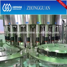 Stainless Steel Automatic 500ml Pet Bottle Filling Machine