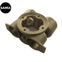 Precisión del cuerpo de la válvula de acero, inversión, fundición de cera perdida