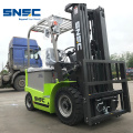 AC Motor 2.5 Ton Battery Operated Forklift