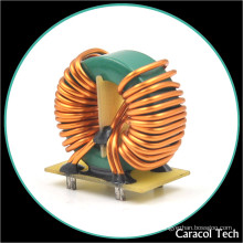 T16X12X8 2mh Variable Toroidal DIP Coils Inductor Copper Wire 0.7mm For Input Filter Inductors