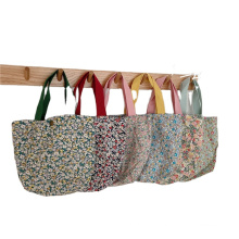 Wholesale Promotional Gift Attractive Custom Designed Reuse Cotton grocery Bags Shopping Tote Bag