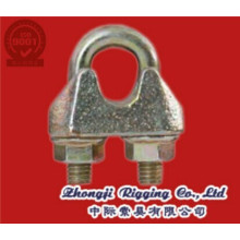 din1142 are constructed of high quality electro-galvanized wire rope clip