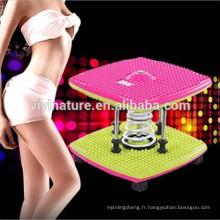 Massage des pieds et taille Figure Twister Trimmer Exercice de taille