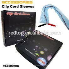 Best Tattoo Machine Clip Cord Covers 250pcs/box Tattoo Supply, Clip Cord Sleeves Covers