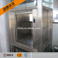 Elevador residencial del alimento de la cocina de la elevación de la cocina del elevador mudo eléctrico del restaurante del camarero en venta