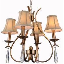Люстра освещения люстры, K9 Crystal, 4 Светодиодные огни (SL2014-4)