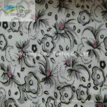 100% algodón estampado de la tela cruzada para la ropa