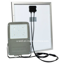 All in Two Solar 50W LED Flood Light for Germany Market