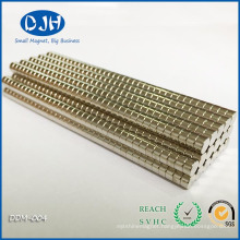 N42 Strong Disc Earth Magnets for Electrical Component