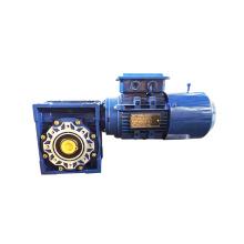 NMRV75 ratio:15:1 0.75kw 750w worm gearbox with AC motor