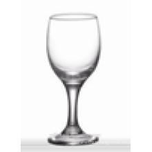 Gain d'eau de verre en gros promotionnel / verre à eau courte à courte tige pour la maison / bar / mariage