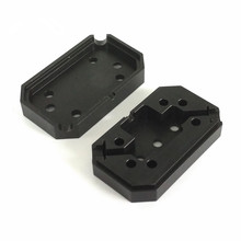 Custom PVC PP PC ABS PMMA plastic parts