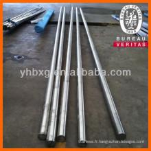 Solide en acier inoxydable 304 bar (inox 304 poids spécifique)