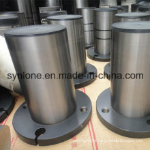 Assento do eixo de soldagem com usinagem CNC