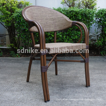 TC-(2) Modern teslin fabric chair/ textile dining chair