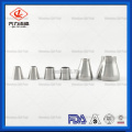 304 or 316 Sanitary Stainless Steel Pipe Reducer