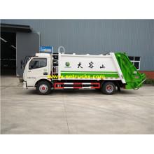 DFAC 142HP 4m3 Trash Compactor Vehicles