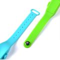 Custom Silicone Hand Sanitizer Barcelet