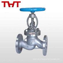 Cast steel WCB flange globe valve