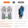 Pet Bathing Scrubber Gloves