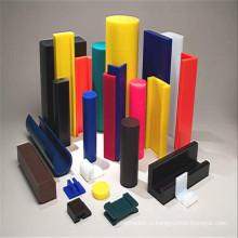 100% девственницы СВМПЭ-порошок PE пластиковый лист с различным цветом