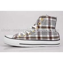 2011 unisexe anckle toile chaussures de mode
