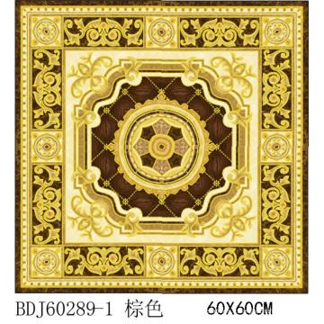 Fabrication de cristal doré en Chine (BDJ60289-1)