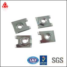 factory custom aluminium speed nut